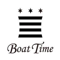 ボートタイム様ロゴ制作「お客様の時間の灯台」 thumbnail image