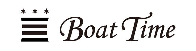 中古艇・中古ボート検索サイト「ボートタイム」ロゴ